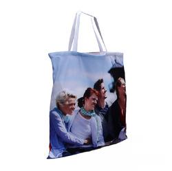 Taška s neomezeným počtem fotografií, textů, barev 40x40 cm