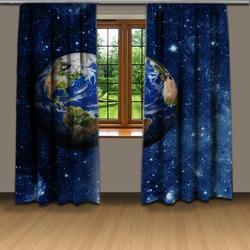 Závěsy Země