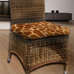 Podsedák Žirafa 40x40x2 cm