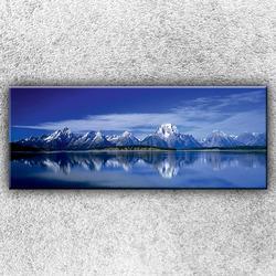 Foto na plátno Panorama hor 1 150x60 cm