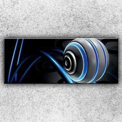 Foto na plátno Abstraktní koule 1 150x60 cm