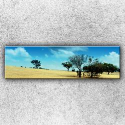 Foto na plátno Africká savana 140x40 cm
