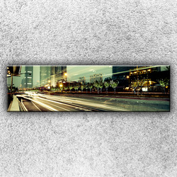 Foto na plátno Tepny velkoměsta 1 140x40 cm