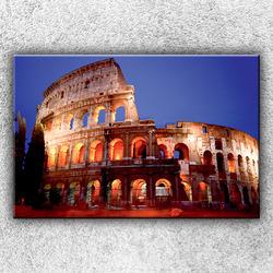Foto na plátno Koloseum v Římě 120x80 cm