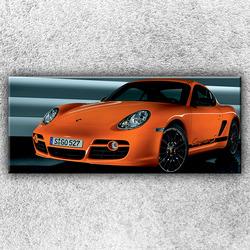 Foto na plátno Porsche 1 120x50 cm