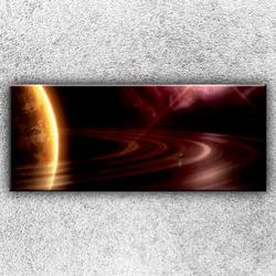 Foto na plátno Saturn 120x50 cm