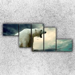 Foto na plátno Lední medvěd 2 170x70 cm