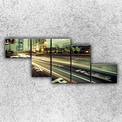Foto na plátno Tepny velkoměsta 5 170x70 cm