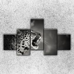 Foto na plátno Řev geparda 2 125x70 cm