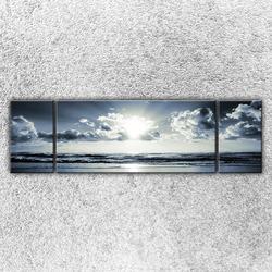 Foto na plátno Svit nad oceánem 170x50 cm