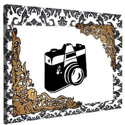 Foto na plátno Retro 70x50 cm