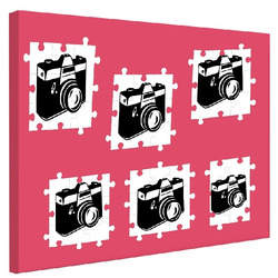Foto na plátno Puzzle 120x80 cm