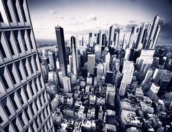 Plakát Město shora 2