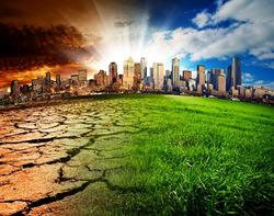 Plakát Globální oteplování 2