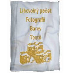 Peřina ∞ fotografií a textů 200x140 cm