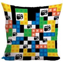 Fotopolštář Tetris 55x55 cm