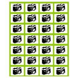 Deka Koláž z 28 fotografií 190g/m² 120x150 cm