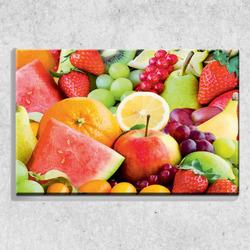 Foto na plátně Ovoce 90x60 cm