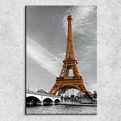 Foto na plátně Paříž 90x60 cm