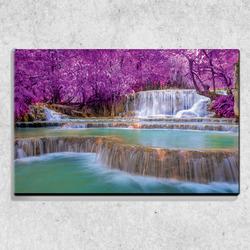 Foto na plátně Splav 90x60 cm