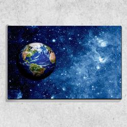 Foto na plátně Země 90x60 cm