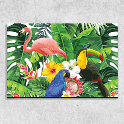 Foto na plátně Tropical 90x60 cm