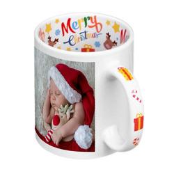 Hrnek merry christmas ∞ fotografií a textů 320 ml
