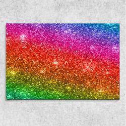 Foto na plátně Třpytky 90x60 cm