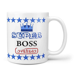 Hrnek Super boss