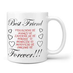 Hrnek Best friend vlastnosti