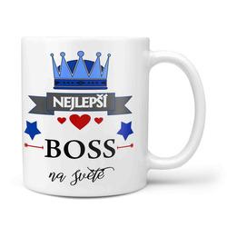 Hrnek Nejlepší boss