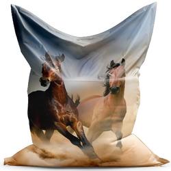 Sedací vak Koně