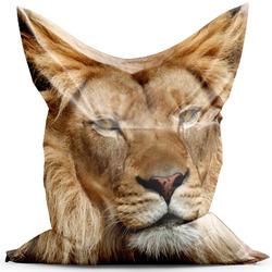 Sedací vak Lví pohled