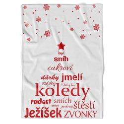 Deka Vánoční stromeček