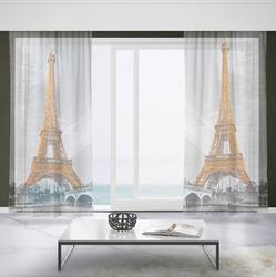 Záclony Paříž