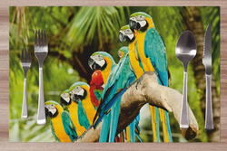Prostírání Papoušci 42x28 cm