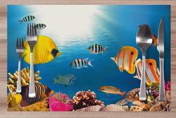 Prostírání Mořské dno 42x28 cm