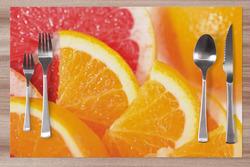 Prostírání Pomeranč 42x28 cm