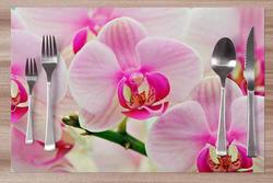 Prostírání Orchidej z blízka 42x28 cm