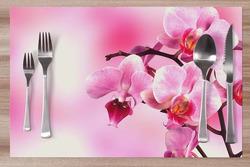 Prostírání Orchidej světle růžová 42x28 cm