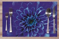Prostírání Modrý květ 42x28 cm