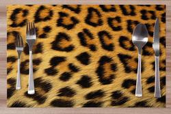 Prostírání Gepardí srst 42x28 cm