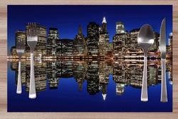 Prostírání Chicago 42x28 cm