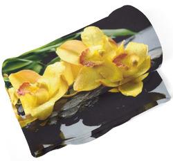 Deka Žluté květy
