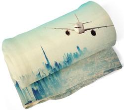 Deka Letadlo Dubaj