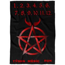 Deka milníková-Satan