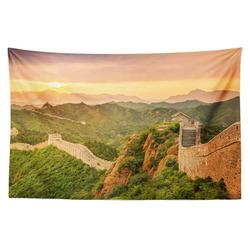Tapestr Čínská zeď