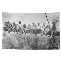 Tapestr Dělníci na traverze