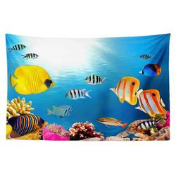 Tapestr Mořské dno 2