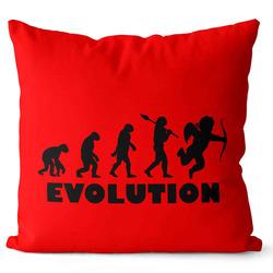 Polštářek Evolution láska
